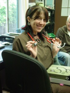 Lead Technician: Ashley Kent