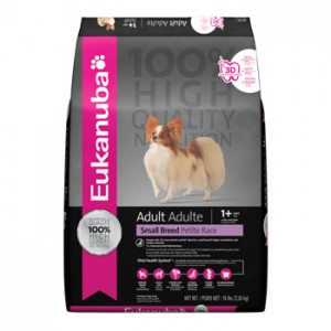 Eukanuba Dog Food ~ Base Small Breed Adult (Recall om 08/14/13)
